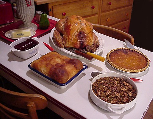 Thanksgiving food safety for your feast