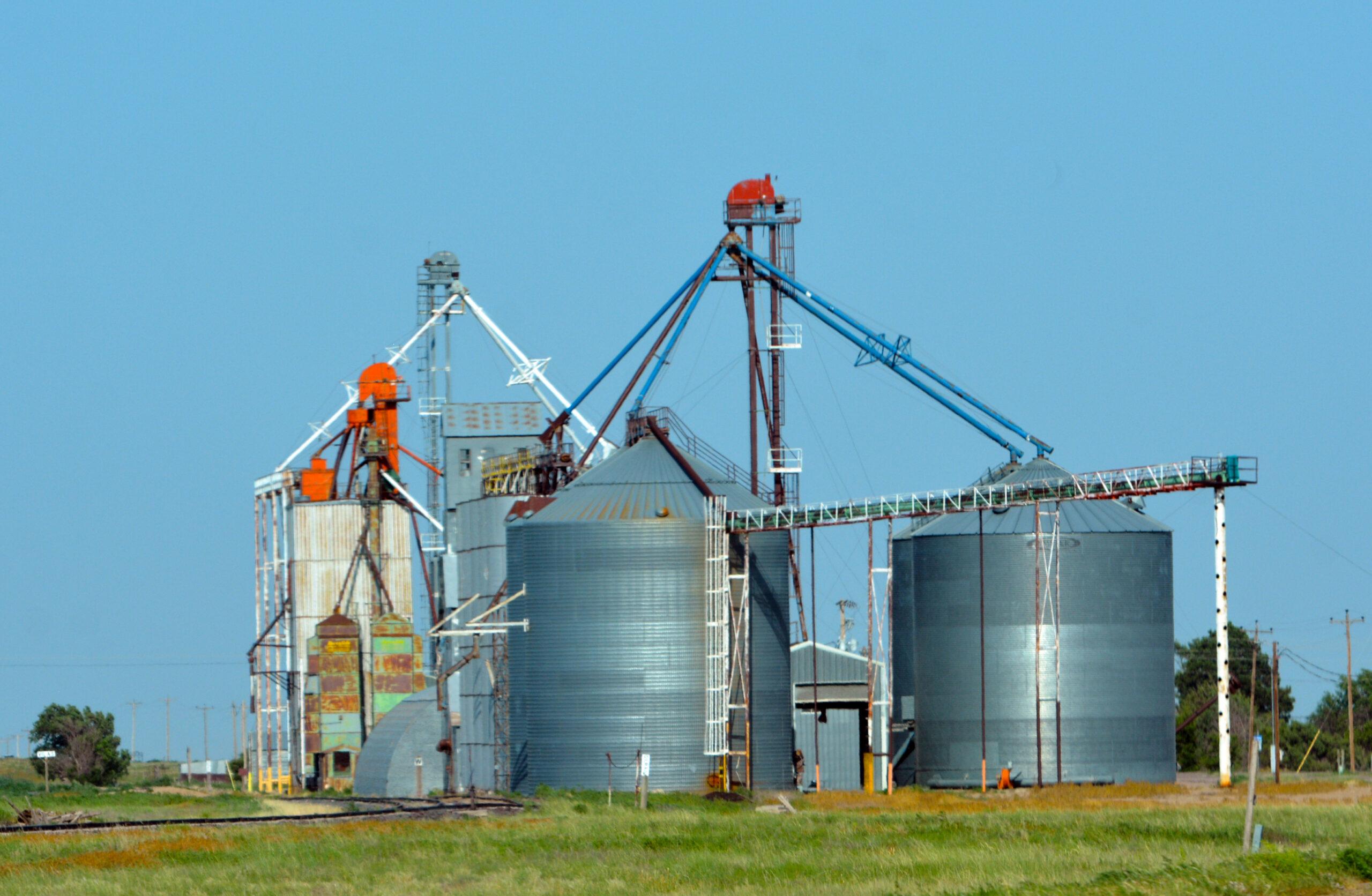 Preventing Grain Bin and Silo Accidents